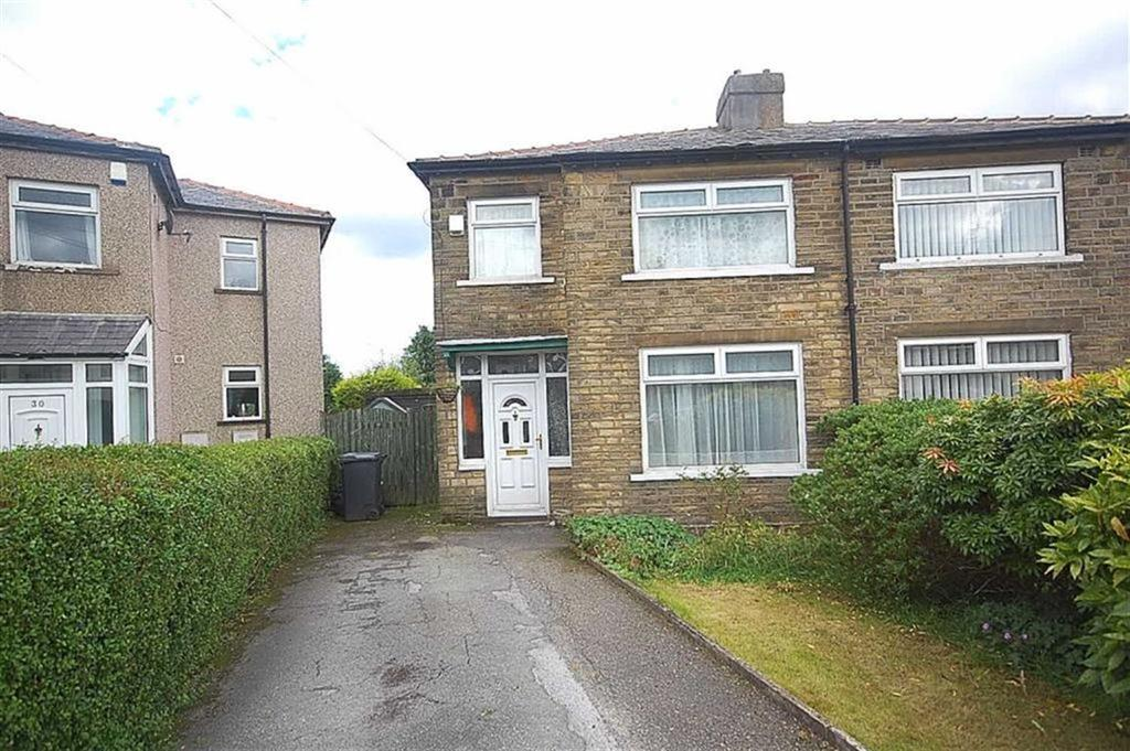 3 Bedrooms Semi Detached House for sale in Golf Avenue, Norton Tower, Halifax, HX2