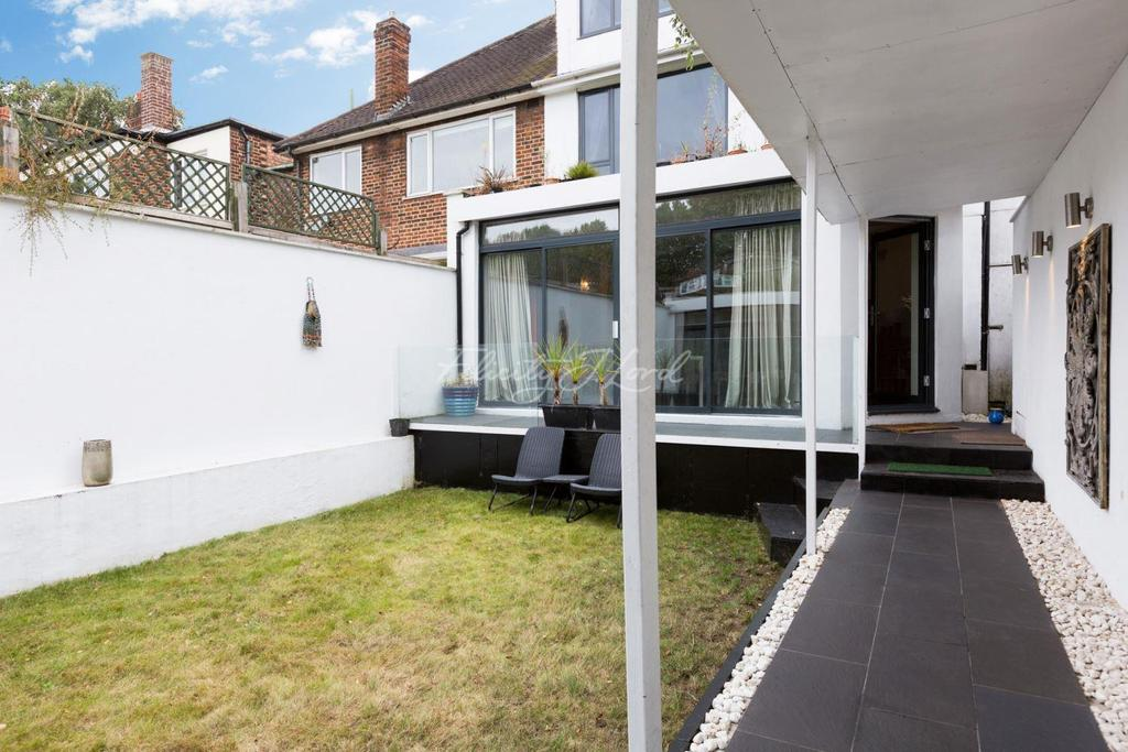 5 Bedrooms Terraced House for sale in Ellesmere Road, Chiswick W4