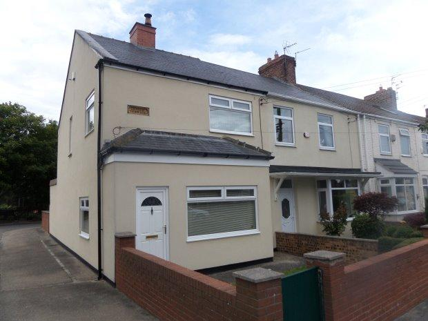 3 Bedrooms Terraced House for sale in GRANGE TERRACE, TRIMDON GRANGE, SEDGEFIELD DISTRICT