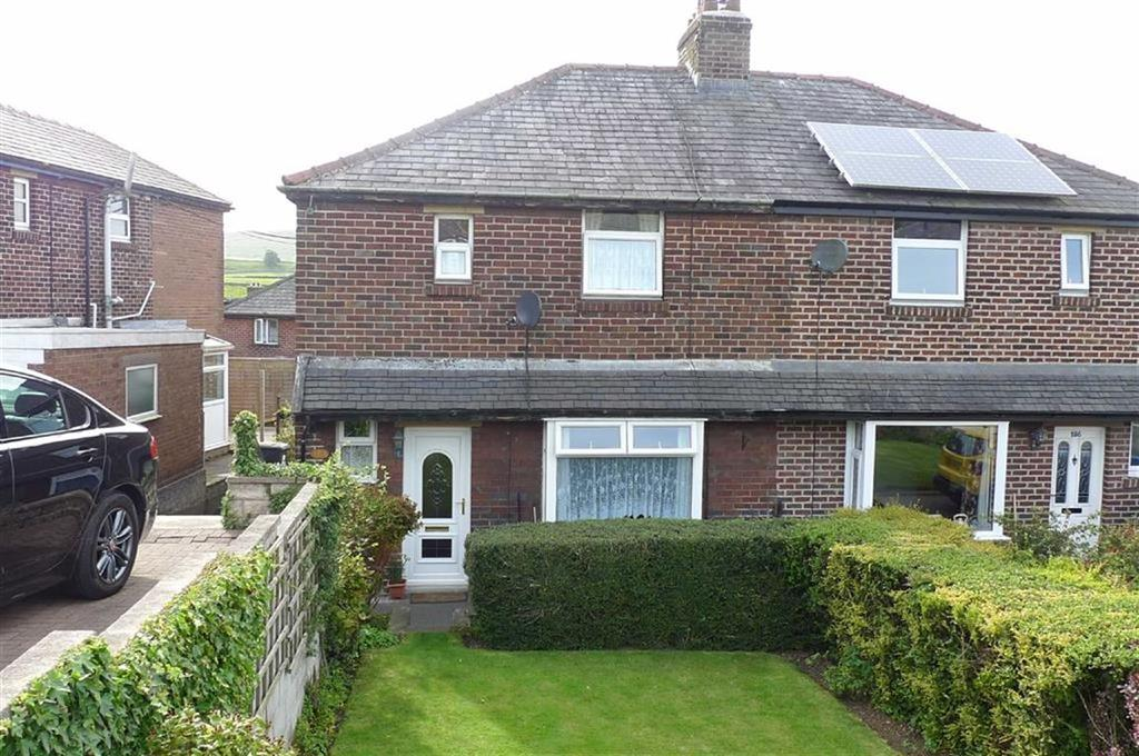 3 Bedrooms Semi Detached House for sale in Harpur Hill Road, Buxton, Derbyshire