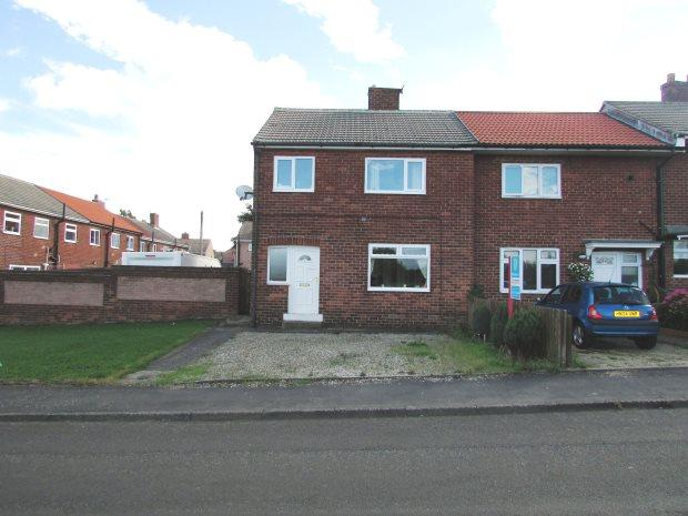 3 Bedrooms Semi Detached House for sale in ST IVES PLACE, MURTON, SEAHAM DISTRICT