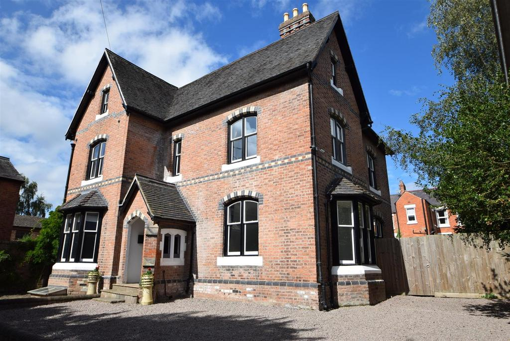 6 Bedrooms Detached House for sale in Woodford House, 14 Longner Street, Shrewsbury, SY3 8QX