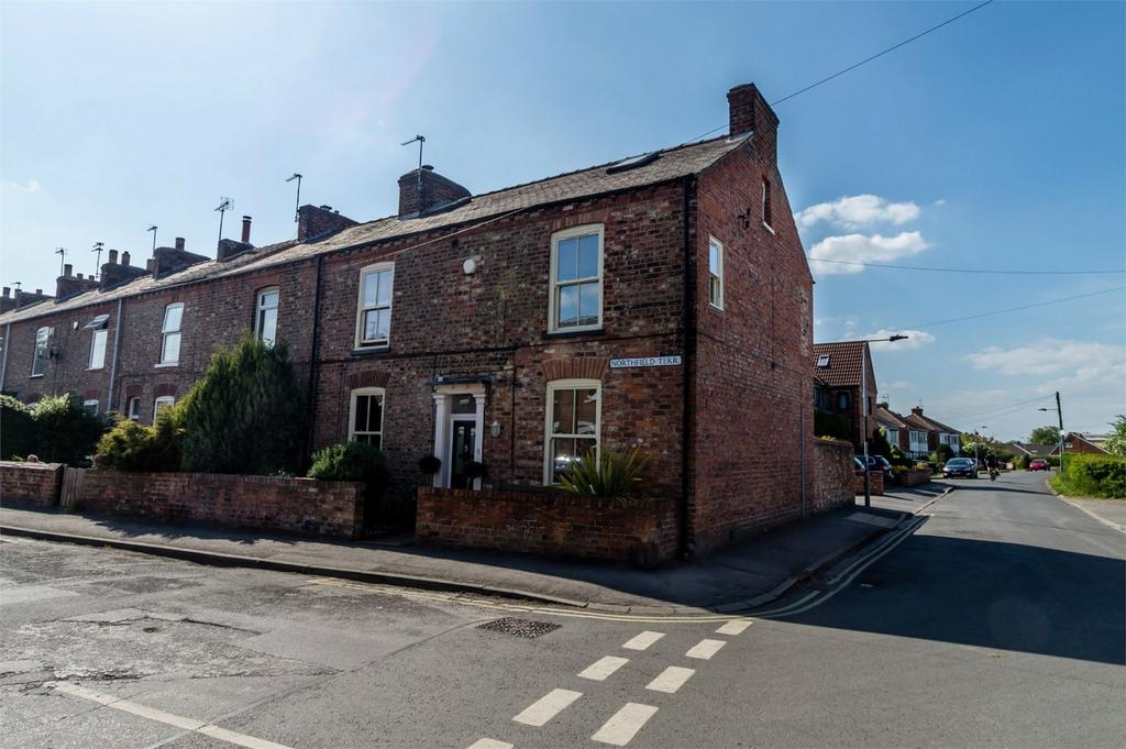 5 Bedrooms End Of Terrace House for sale in Northfield Terrace, York