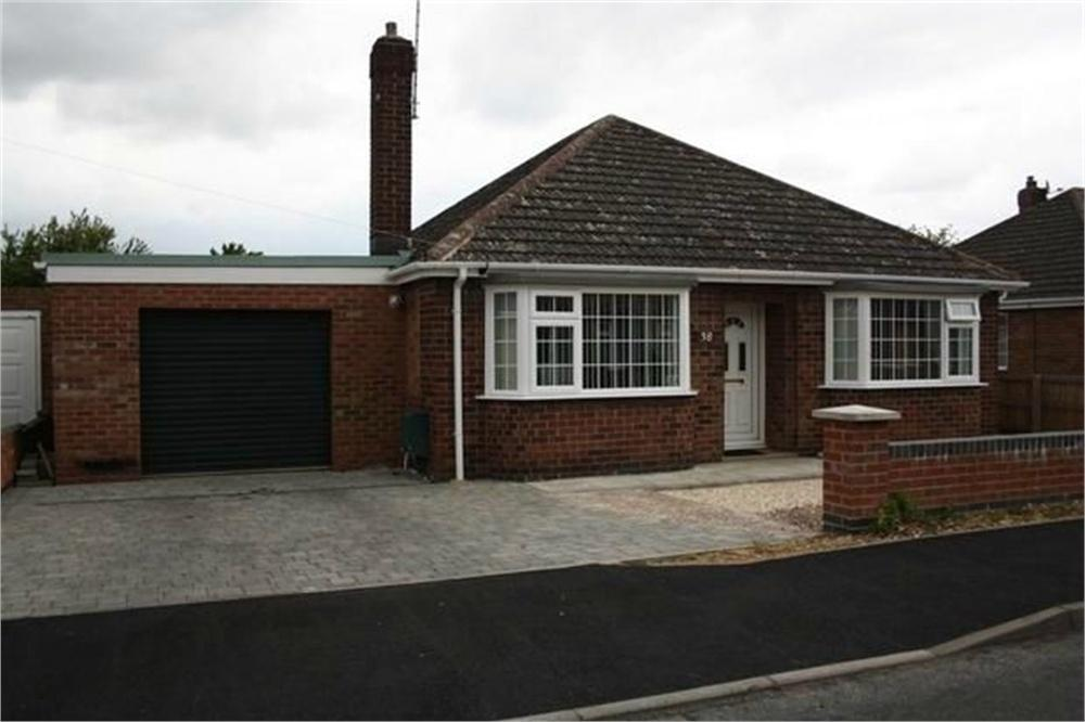 2 Bedrooms Detached Bungalow for sale in Almond Walk, Boston, Lincolnshire