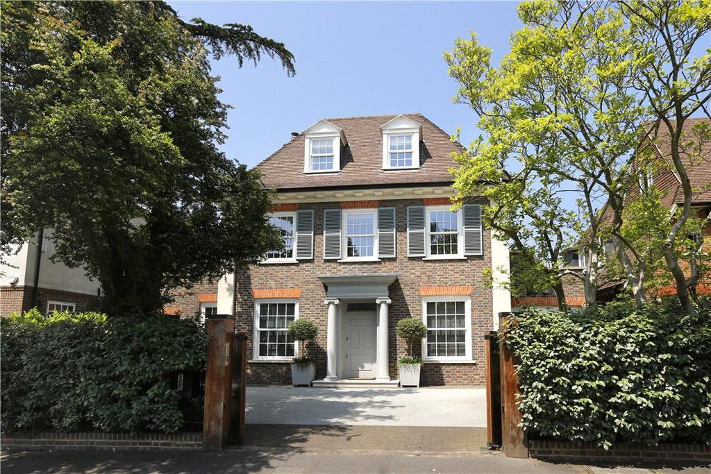 7 Bedrooms Detached House for sale in Highbury Road, Wimbledon, London, SW19