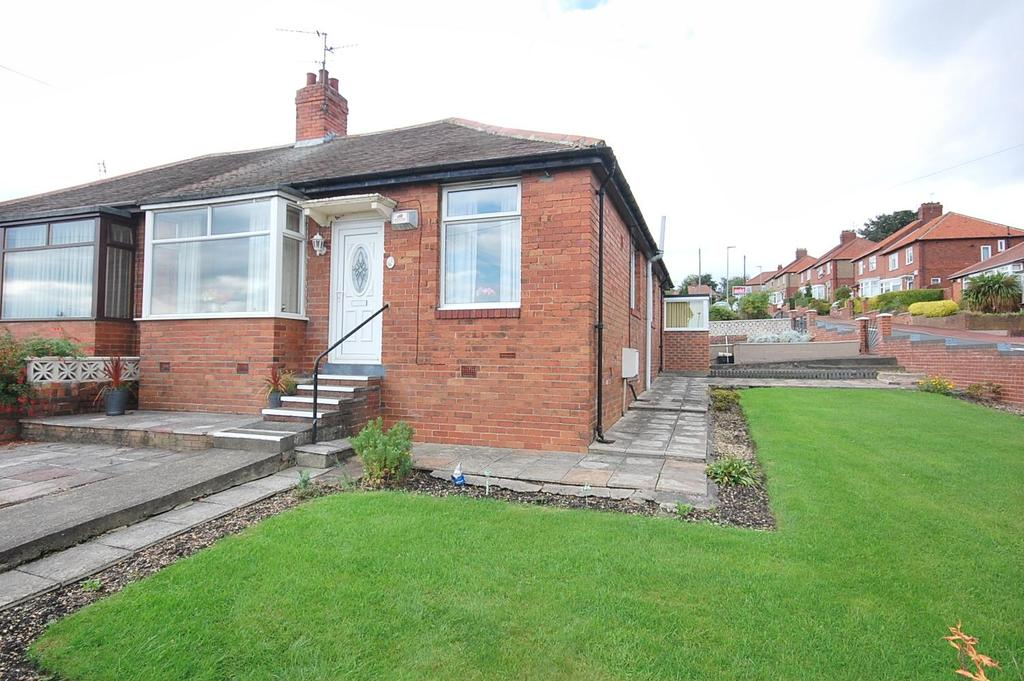 2 Bedrooms Bungalow for sale in Lobley Hill