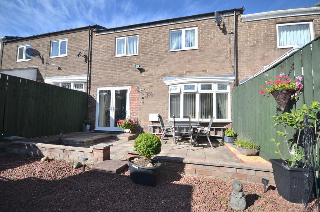 3 Bedrooms Terraced House for sale in West Denton