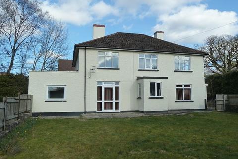 4 bedroom detached house to rent - Sennybridge, Brecon, Powys, LD3 8TW.