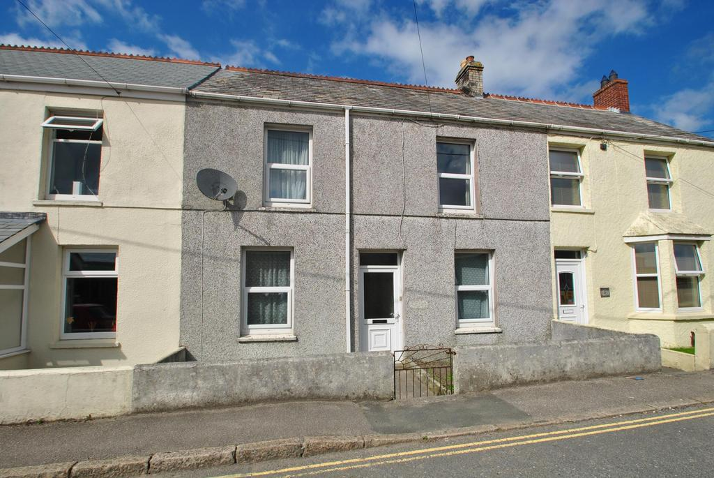 3 Bedrooms Terraced House for sale in St. Francis Road, St. Columb Road