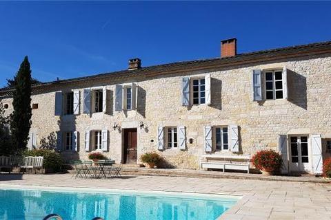 5 bedroom detached house  - Stunning Tarn House, Cordes Sur Ciel, Tarn