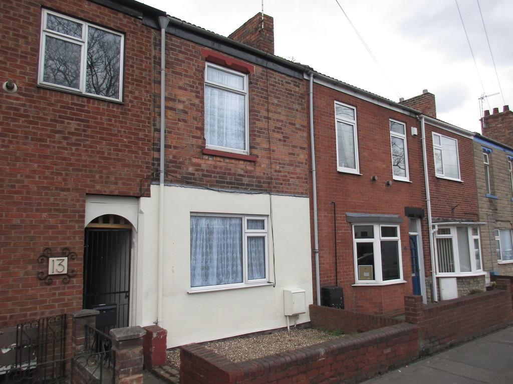 3 Bedrooms Terraced House for sale in Ashcroft Road, Gainsborough