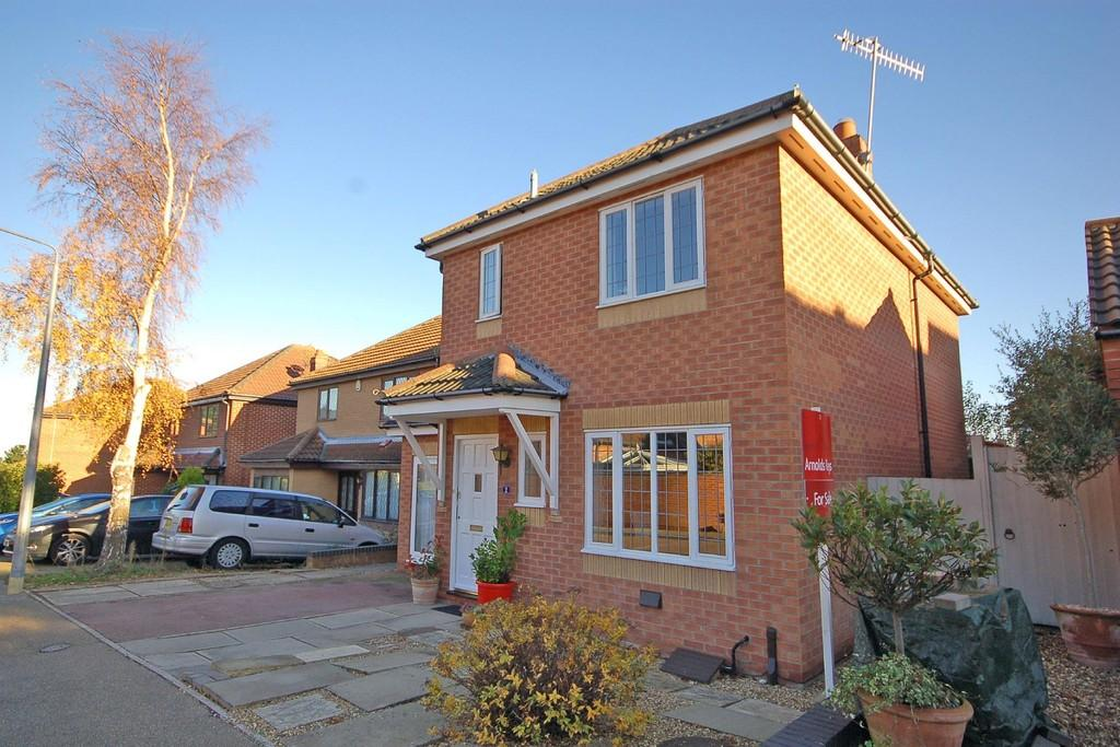 4 Bedrooms Detached House for sale in Hardingham Drive, Sheringham