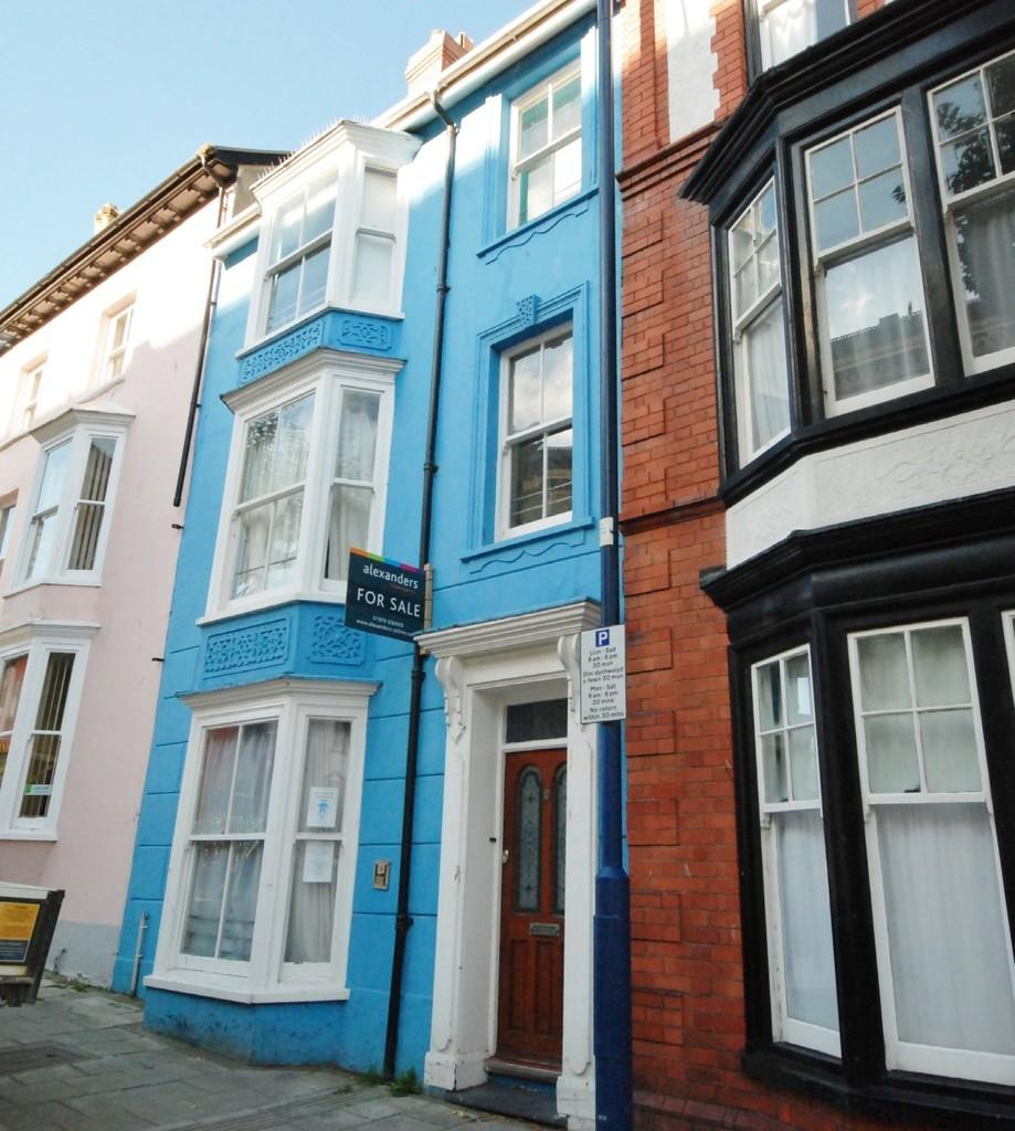 7 Bedrooms Terraced House for sale in Upper Portland Street, Aberystwyth