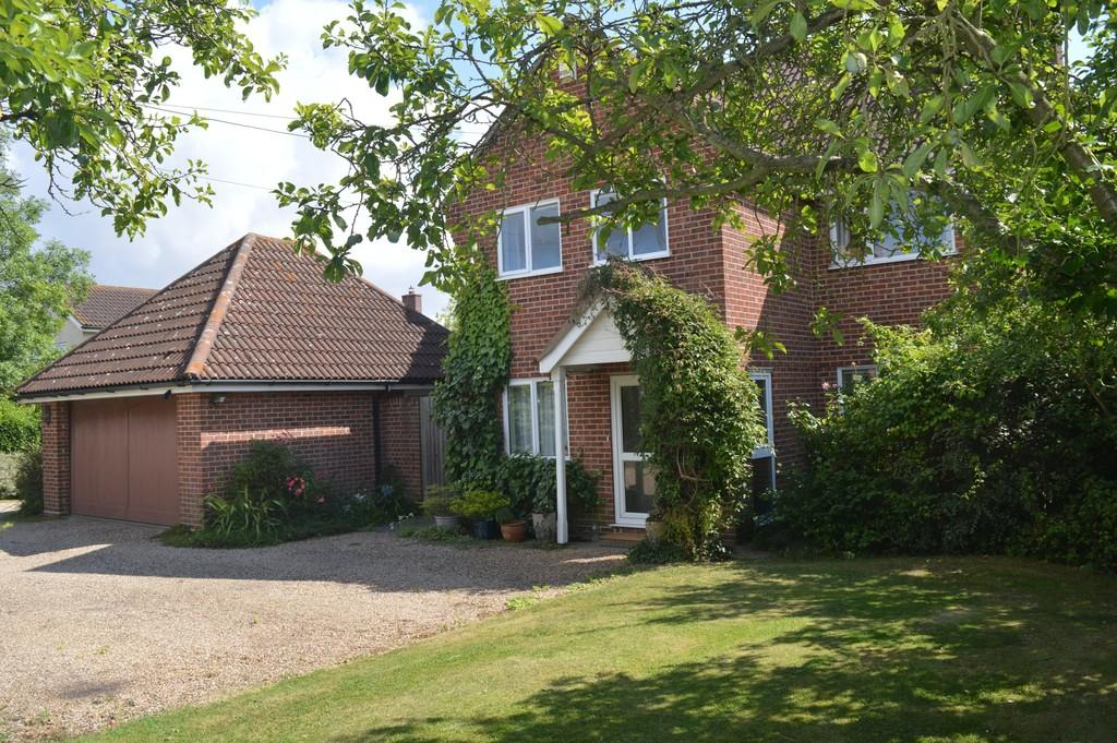 4 Bedrooms Detached House for sale in Mount Bures, Bures