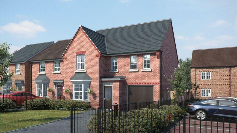 4 Bedrooms Detached House for sale in SWINDON, Wombourne Road