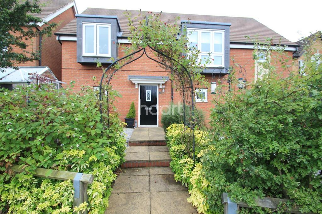 2 Bedrooms Detached House for sale in Cromwell Drive, Hinchingbrooke, Huntingdon