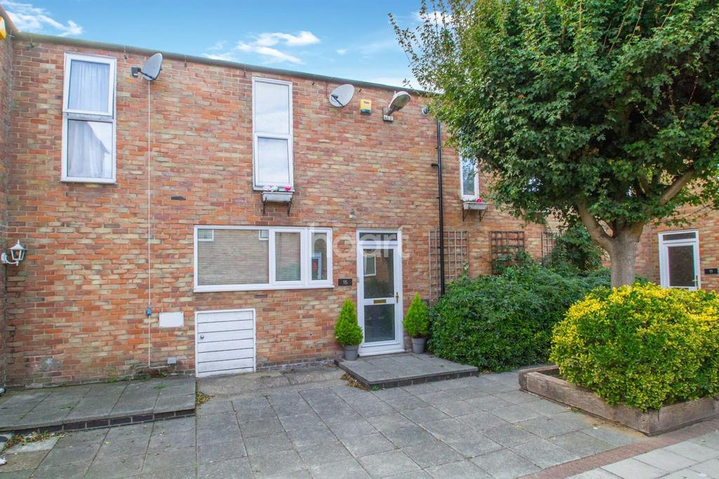 3 Bedrooms Terraced House for sale in Armada Close, Basildon