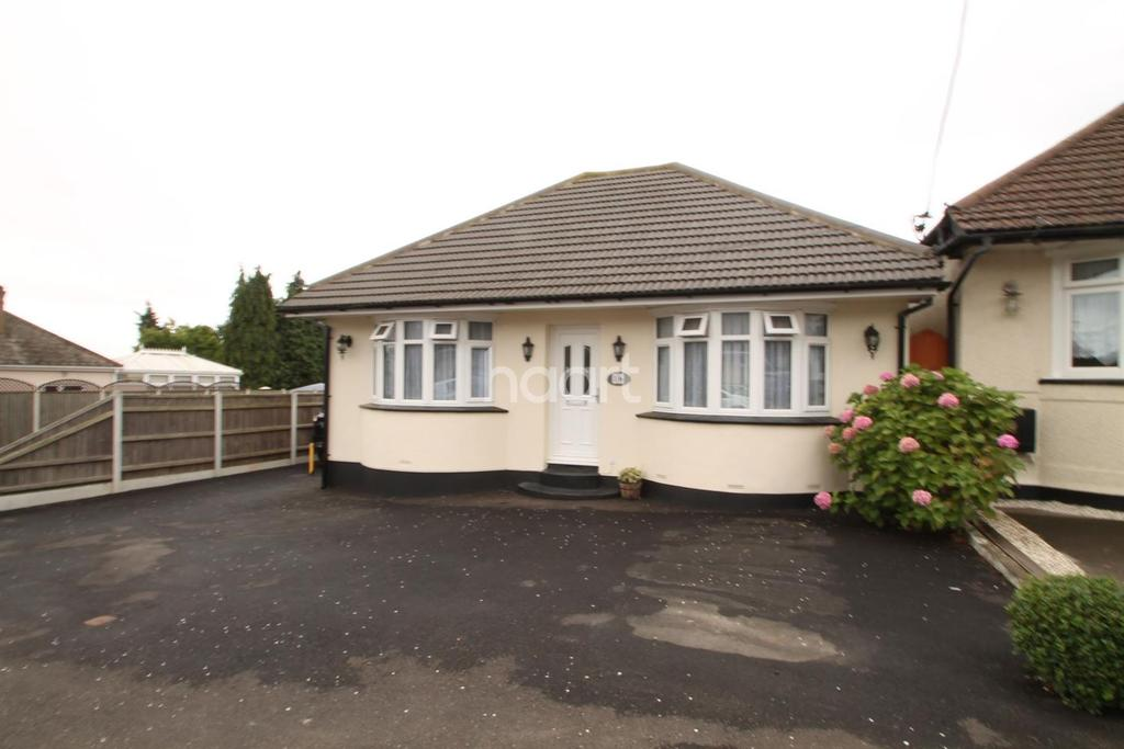 3 Bedrooms Bungalow for sale in Ramsay Drive, Basildon