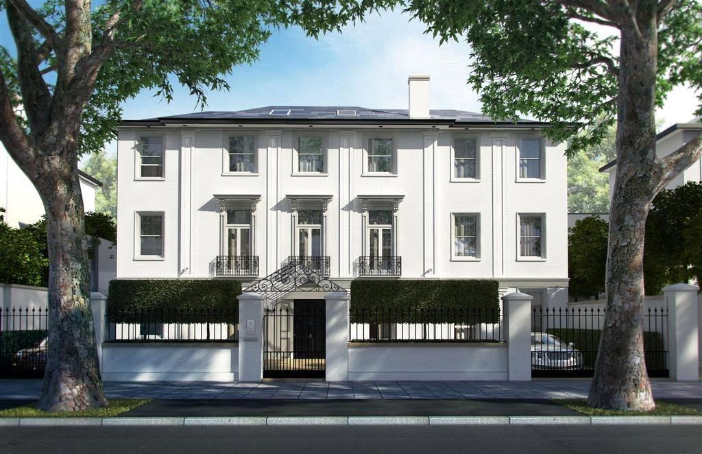 7 Bedrooms Detached House for sale in Hamilton Terrace, St. John's Wood, London, NW8