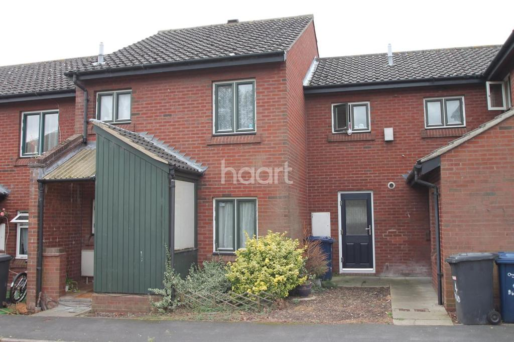 3 Bedrooms Terraced House for sale in Budleigh Close, Cambridge.