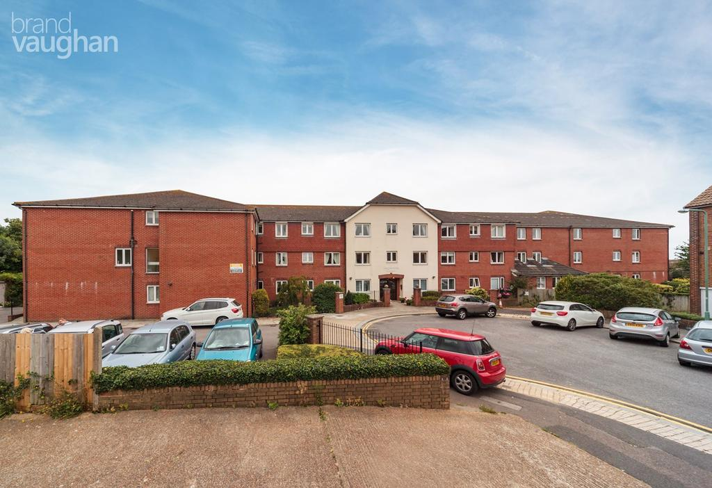 2 Bedrooms Retirement Property for sale in Alexandra Court, Hove, BN3