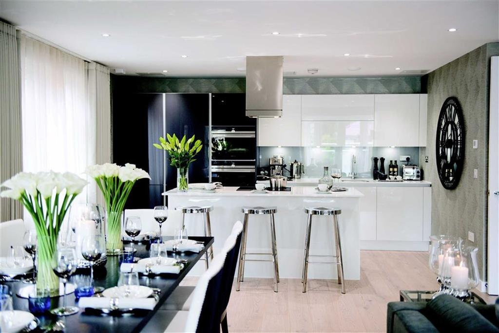 3 Bedrooms Apartment Flat for sale in Georges Wood Road, Brookmans Park, Hertfordshire