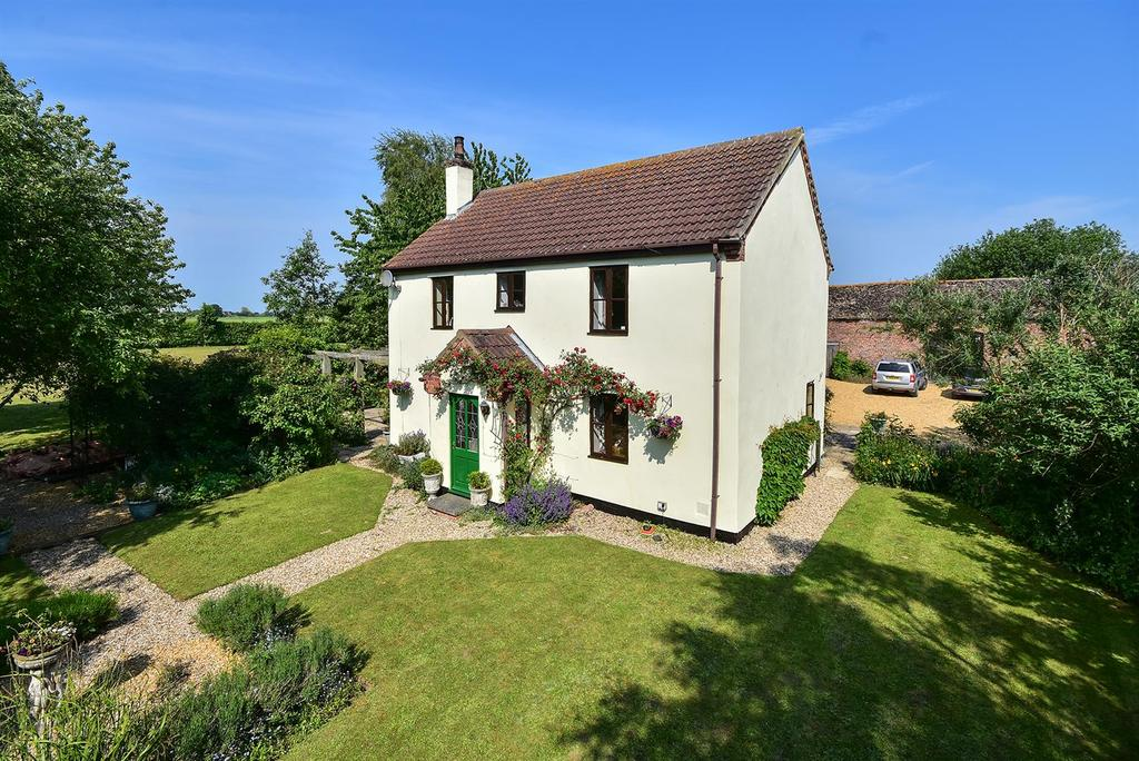 4 Bedrooms Detached House for sale in Horseshoe Road, Spalding