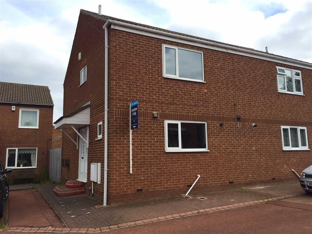 3 Bedrooms Semi Detached House for sale in Mitchell Gardens, South Shields