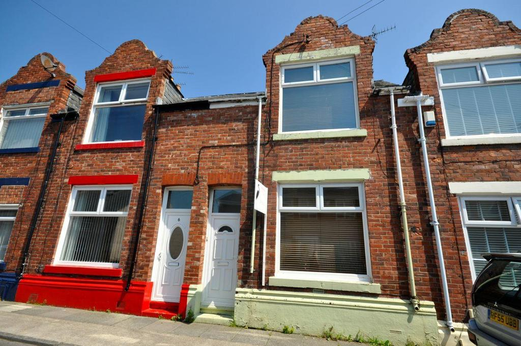2 Bedrooms Terraced House for sale in Dinsdale Street, Ryhope, Sunderland