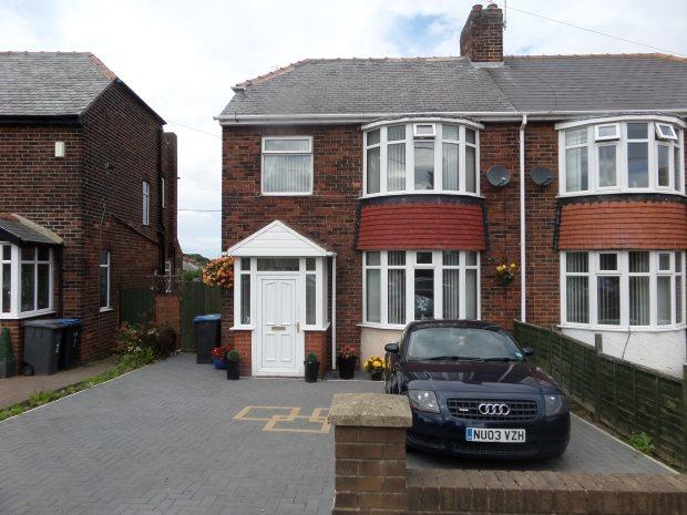 3 Bedrooms Semi Detached House for sale in CROWTREES LANE, BOWBURN, DURHAM CITY : VILLAGES EAST OF