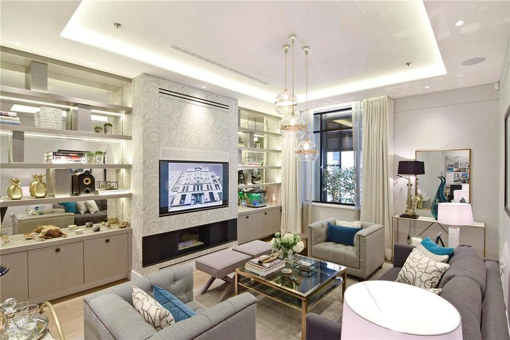 2 Bedrooms Flat for sale in Ryger House, 11 Arlington Street, St James's, London, SW1A