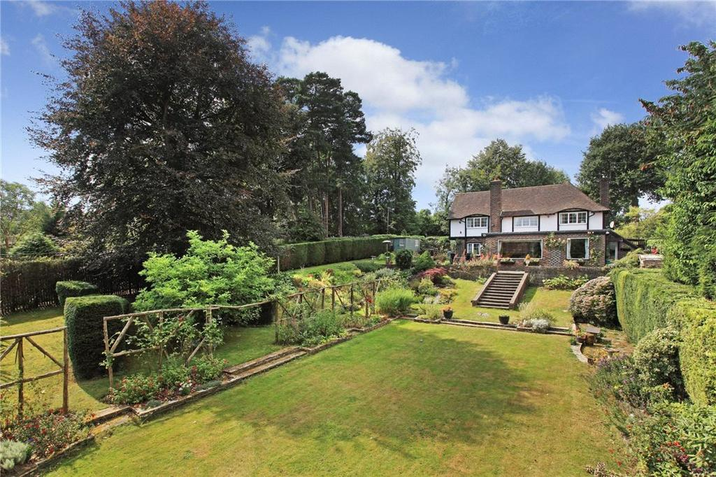 4 Bedrooms Detached House for sale in Ashgrove Road, Sevenoaks, Kent, TN13