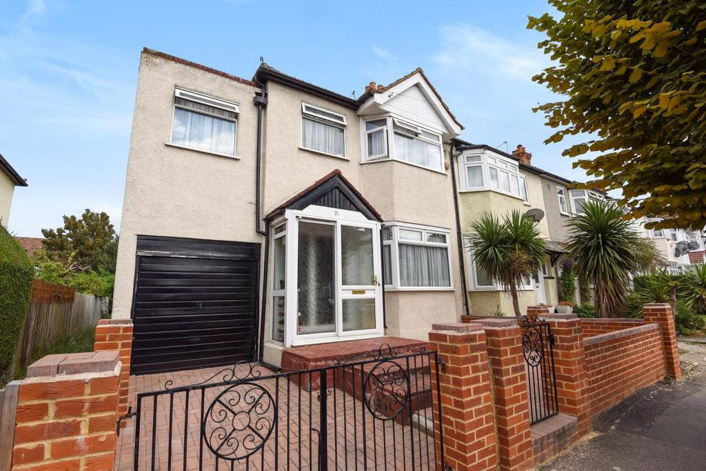 4 Bedrooms Terraced House for sale in Consfield Avenue, New Malden, KT3
