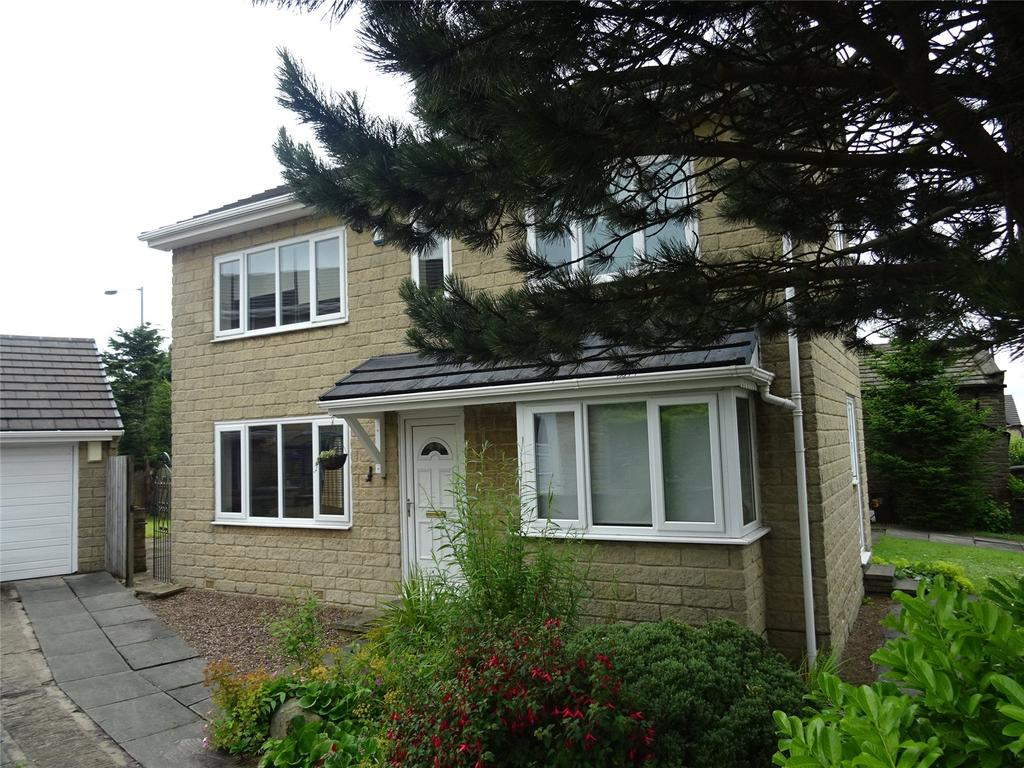 3 Bedrooms Detached House for sale in Hill Brow Close, Allerton, Bradford, BD15