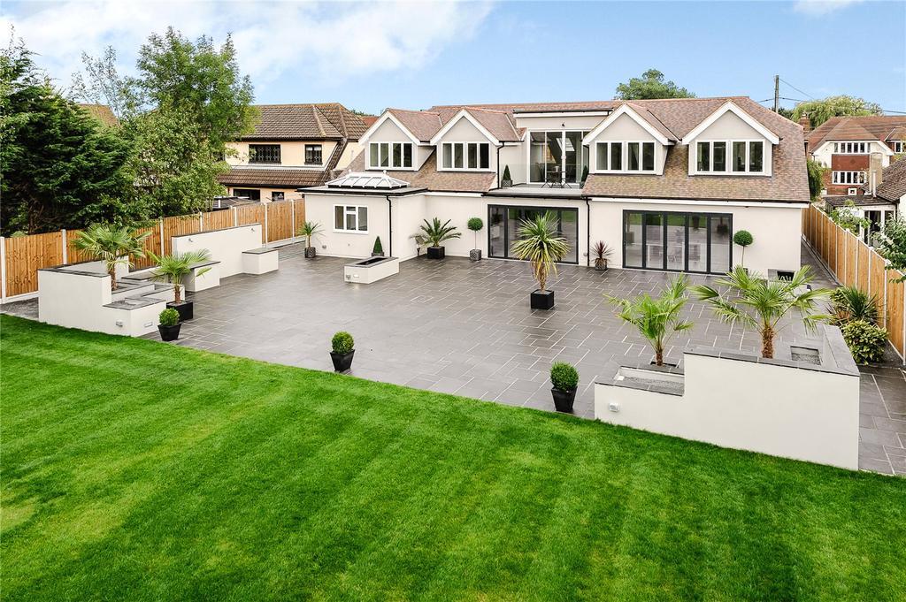 5 Bedrooms House for sale in Glebe Road, Ramsden Bellhouse, Billericay, Essex