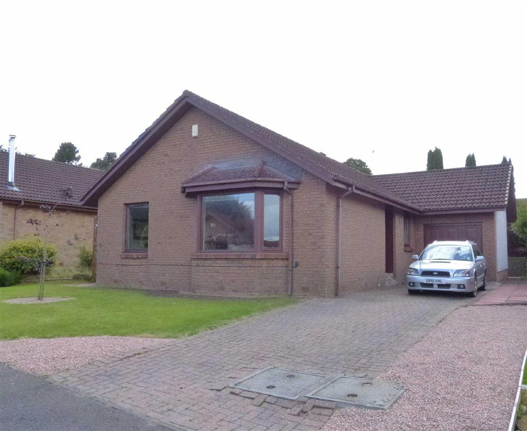 3 Bedrooms Bungalow for sale in Glenorchil Terrace, Auchterarder, Perthshire