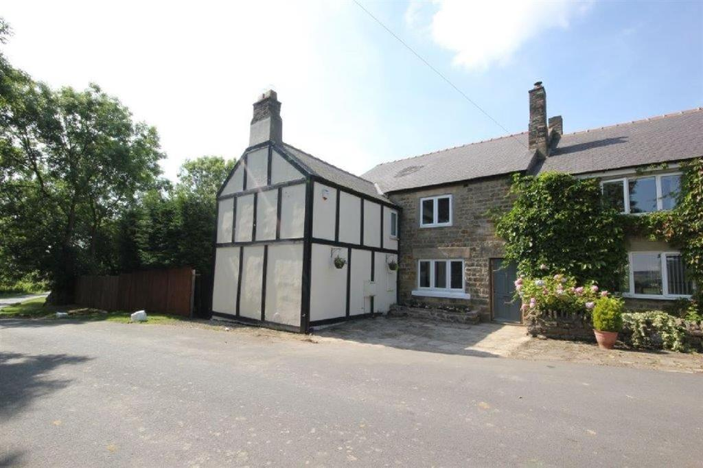 4 Bedrooms Semi Detached House for sale in Old White Lea, Nr Roddymoor, Crook, Durham