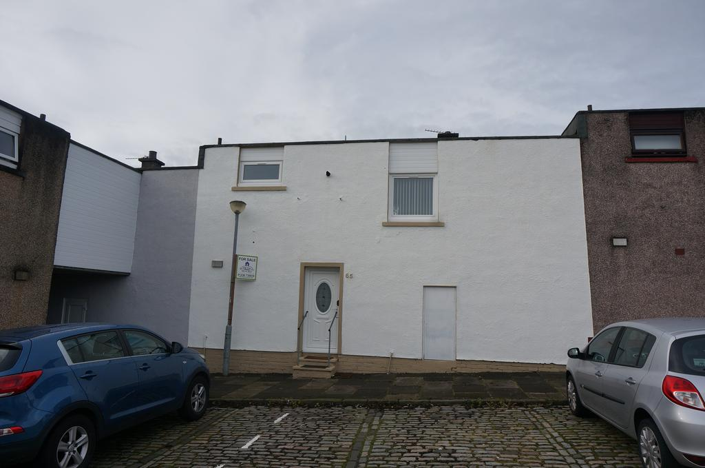 3 Bedrooms Terraced House for sale in Craigieburn Road, Cumbernauld G67