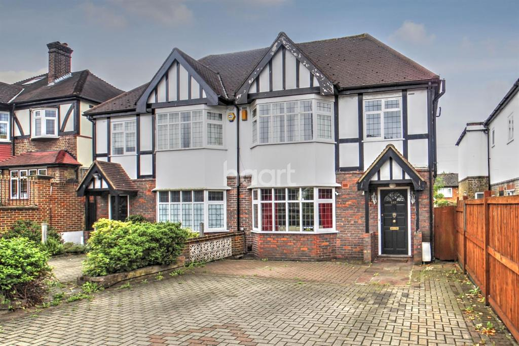 4 Bedrooms Semi Detached House for sale in Roehampton Vale, Putney, SW15