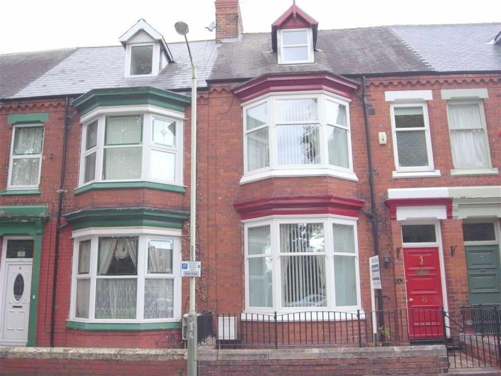 5 Bedrooms Town House for sale in North Lodge Terrace, Darlington