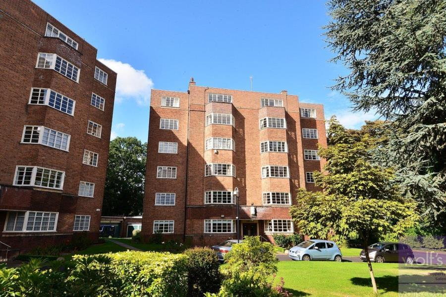 2 Bedrooms Flat for sale in Viceroy Close, Bristol Road, Edgbaston