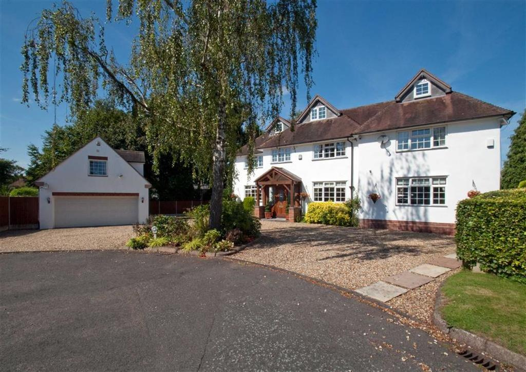6 Bedrooms Detached House for sale in Birchwood House, 17, Wergs Drive, Tettenhall, Wolverhampton, West Midlands, WV6