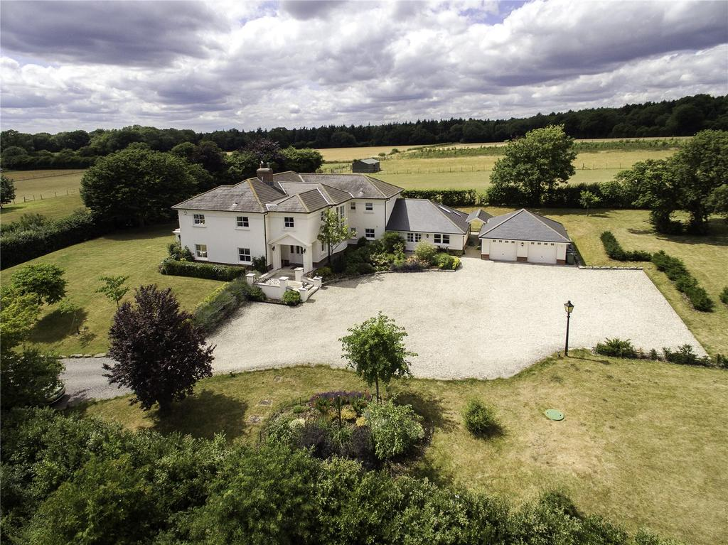 6 Bedrooms Detached House for sale in Owslebury, Hampshire, SO50