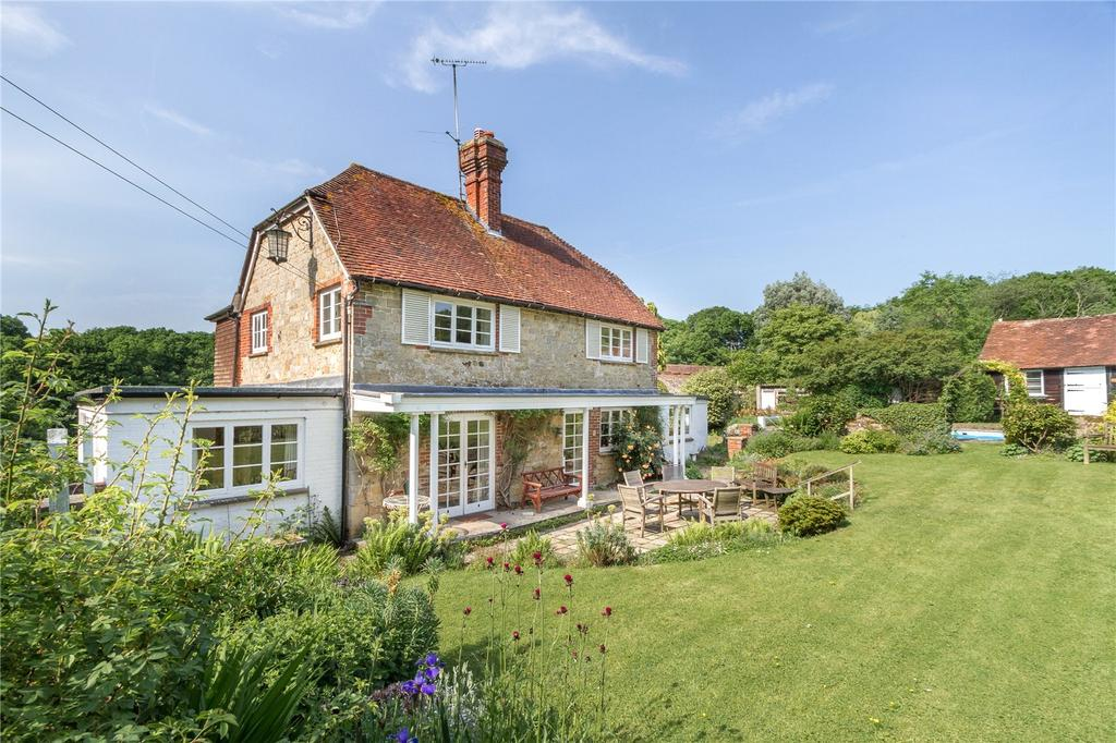 4 Bedrooms Detached House for sale in Iping, Midhurst, West Sussex, GU29