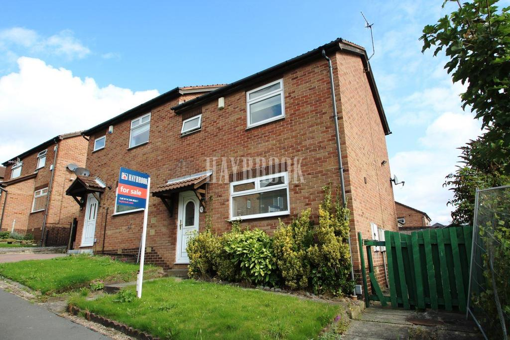 2 Bedrooms Semi Detached House for sale in Dearne Street, Wincobank, S9