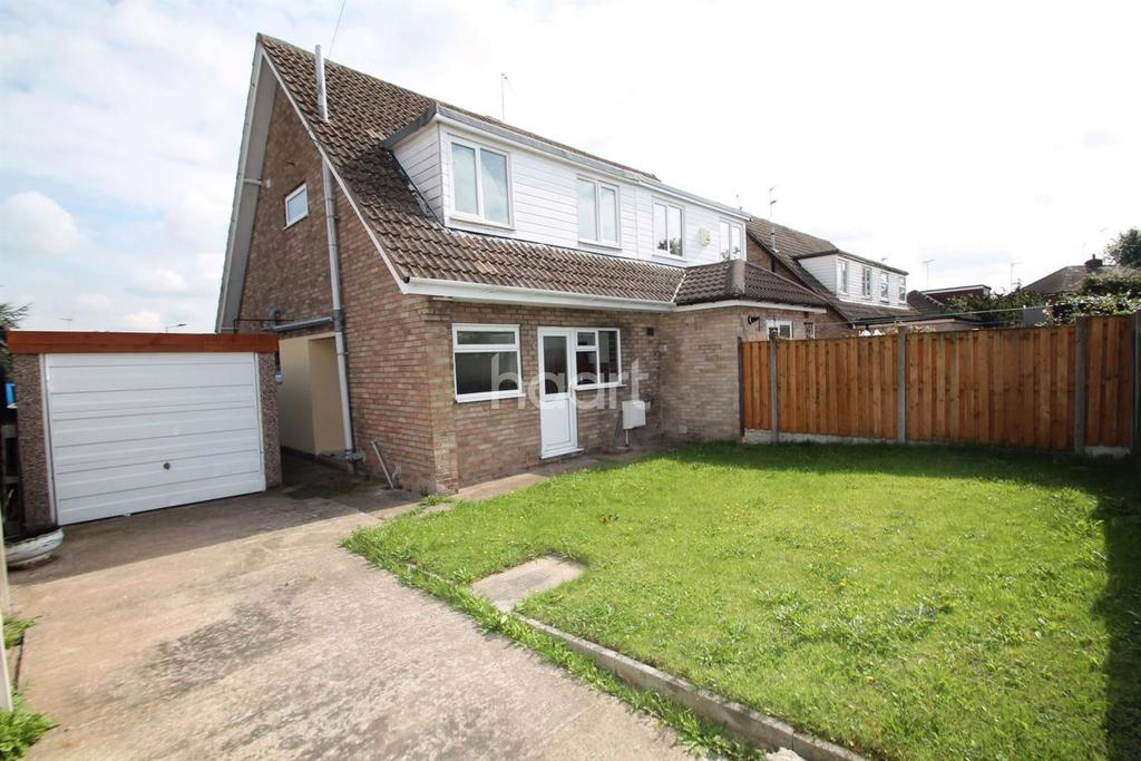 3 Bedrooms Semi Detached House for sale in Red House Lane, Adwick-le-street