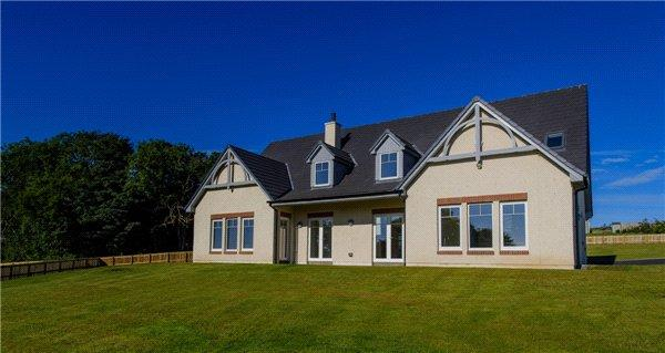 4 Bedrooms Detached House for sale in 7 North Ythsie, Tarves, Ellon, Aberdeenshire, AB41