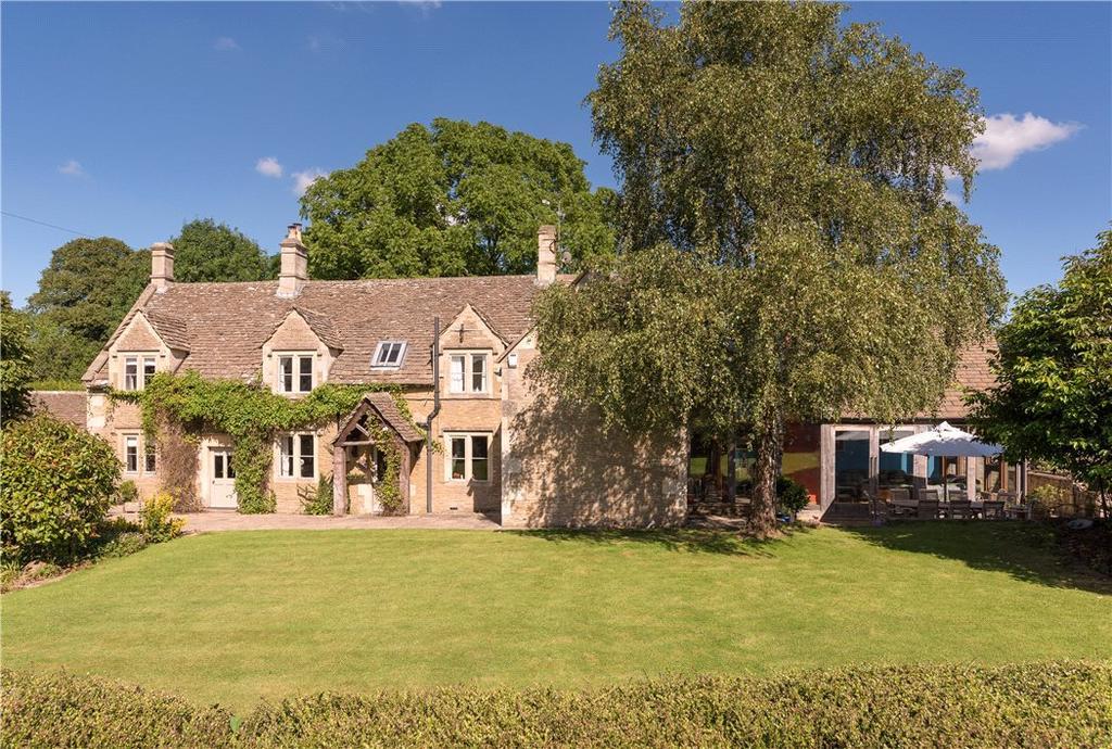 4 Bedrooms Detached House for sale in Moor Green, Neston, Corsham, Wiltshire, SN13