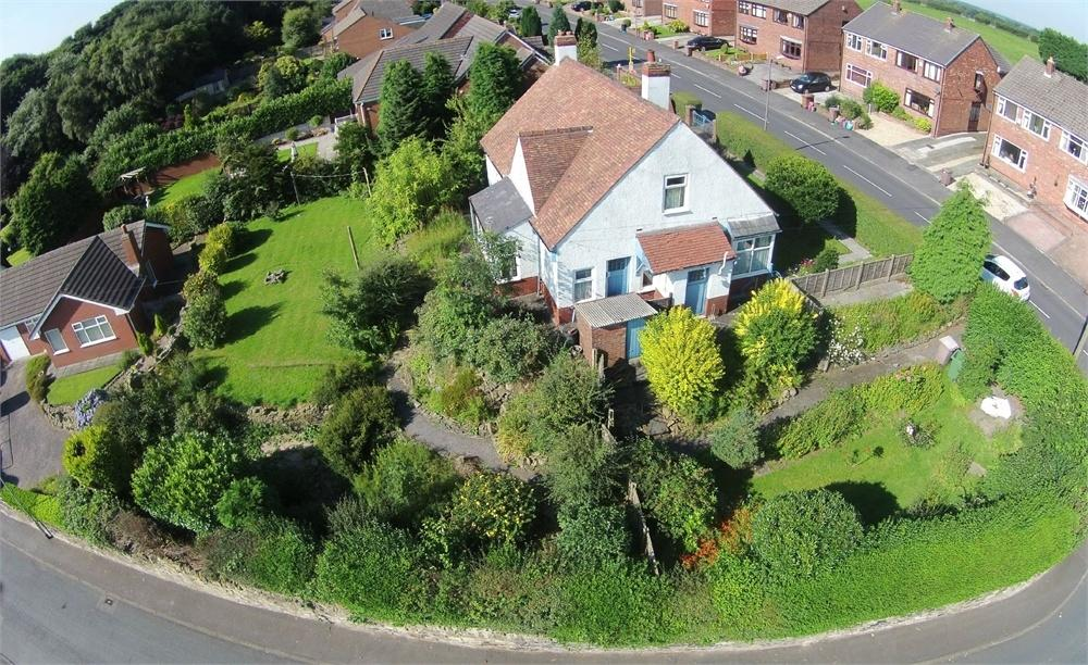 4 Bedrooms Detached House for sale in Moss Bank Road, Mossbank, ST HELENS, Merseyside