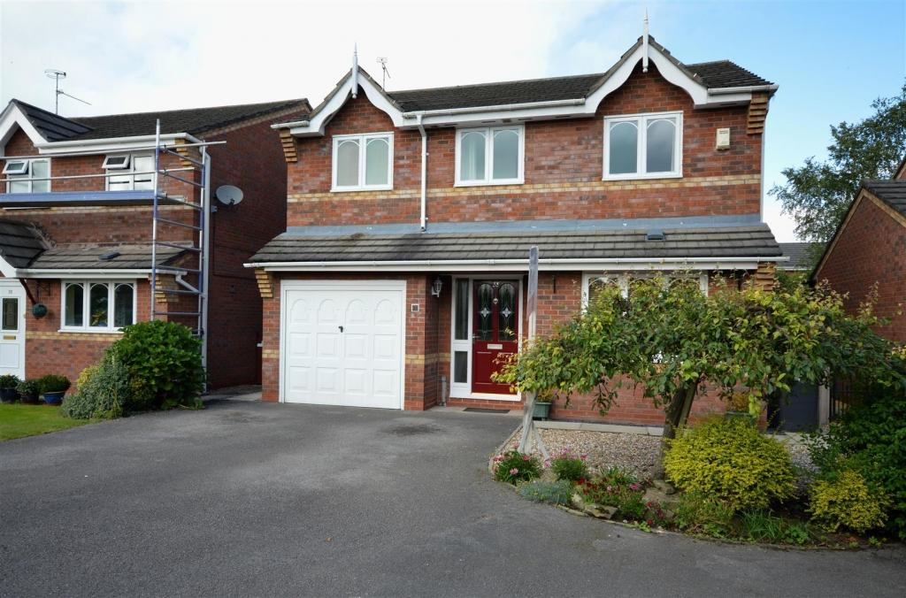4 Bedrooms Detached House for sale in Rookery Close, Ettiley Heath